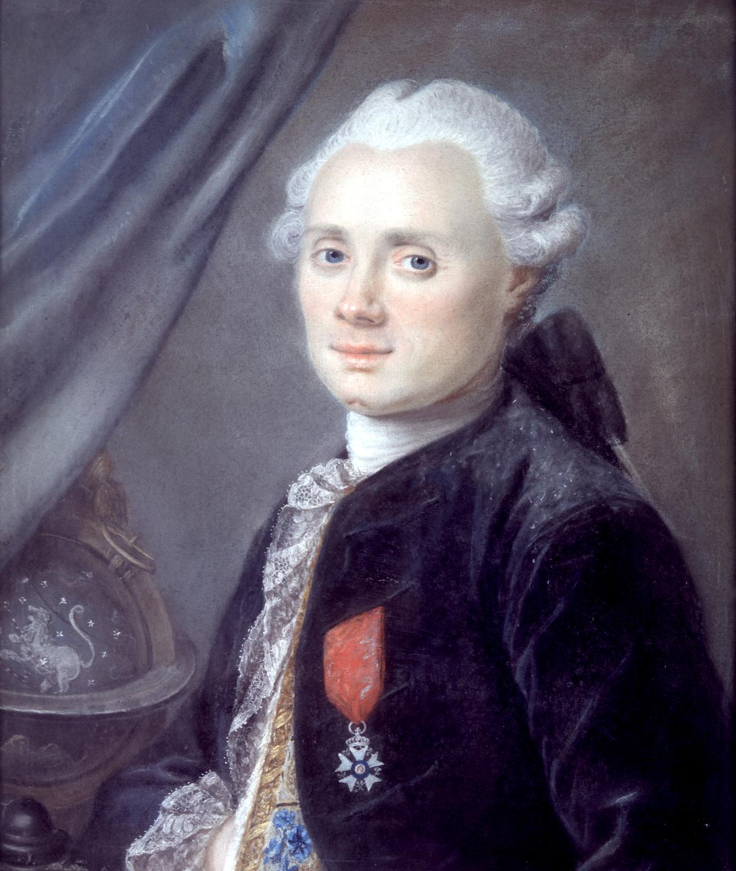 Portrait de Charles Messier (1730-1817)