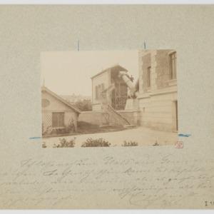 Le grand équatorial coudé de l'Observatoire de Paris (titre forgé)